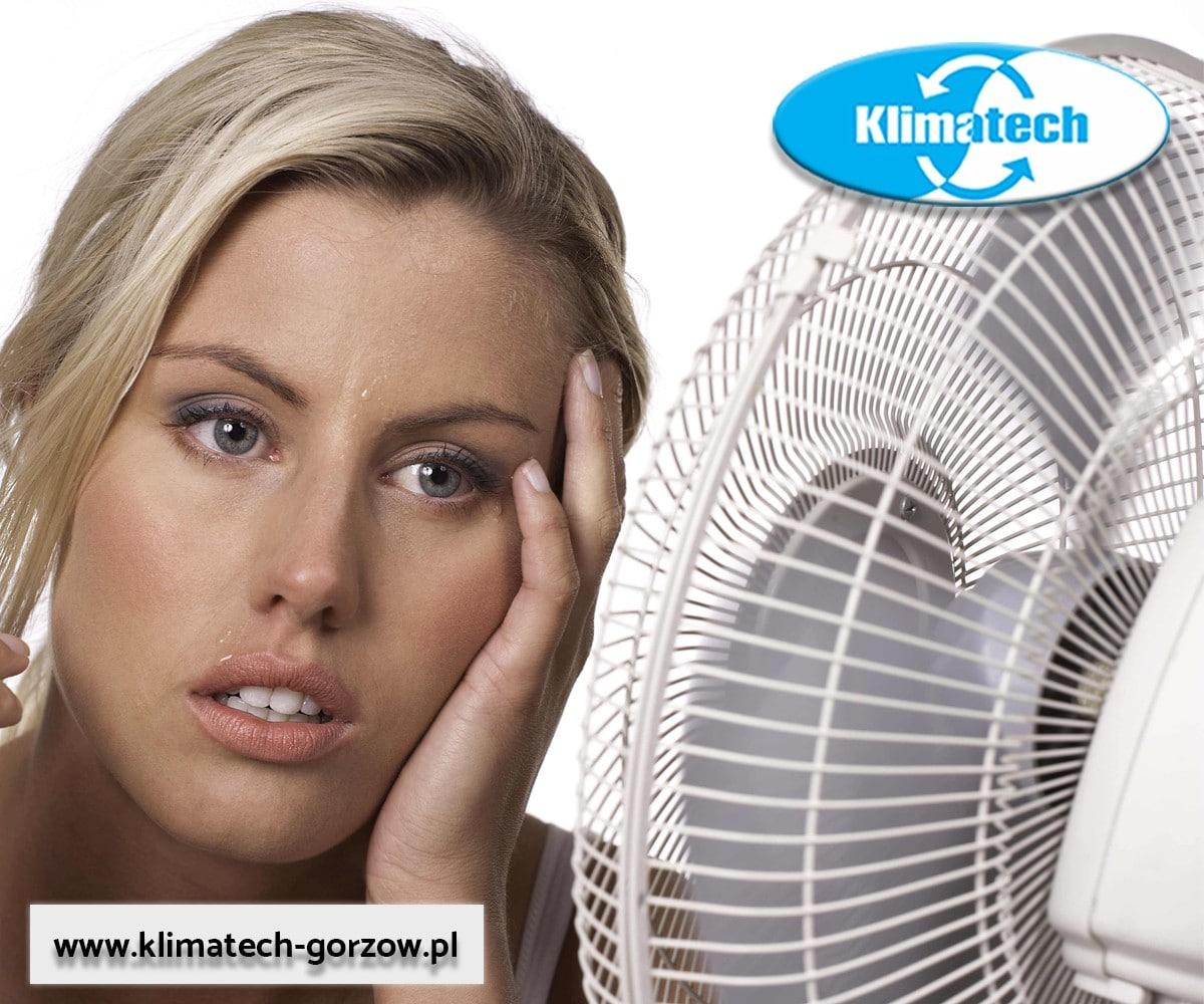 Jak poradzić sobie z upałem? - Klimatyzacja w domu